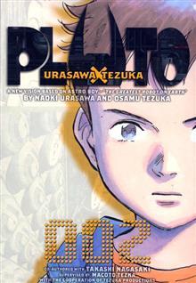 PLUTO URASAWA X TEZUKA GN VOL 02