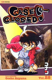 CASE CLOSED GN VOL 28