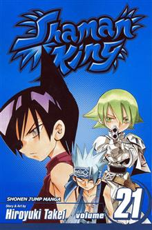 SHAMAN KING GN VOL 21 (OF 32)