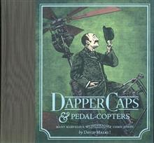 WONDERMARK TP VOL 03 DAPPER CAPS & PEDAL-COPTERS (