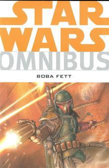 STAR WARS OMNIBUS BOBA FETT TP VOL 01