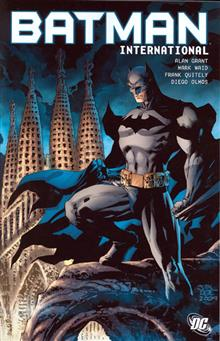 BATMAN INTERNATIONAL TP