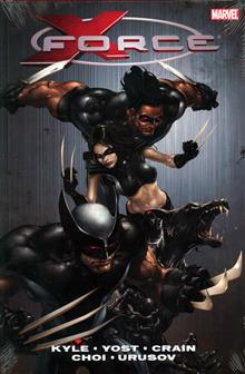 X-FORCE HC VOL 01