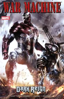 WAR MACHINE VOL 2 DARK REIGN TP