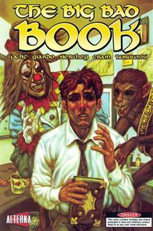 BIG BAD BOOK GN (MR)