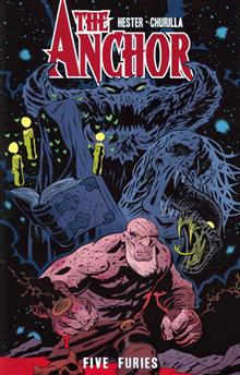 ANCHOR VOL 1 TP