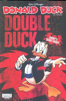 DONALD DUCK AND FRIENDS SC VOL 01 DOUBLE DUCK (C: