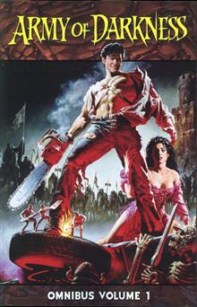 ARMY OF DARKNESS OMNIBUS TP VOL 01 (C: 0-1-2)