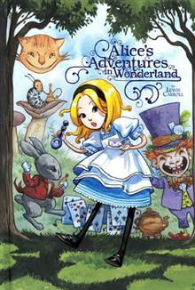 ALICES ADVENTURES IN WONDERLAND PROSE COLL
