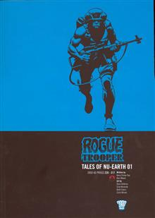 ROGUE TROOPER TALES OF NU EARTH GN VOL 01 (C: 0-1-
