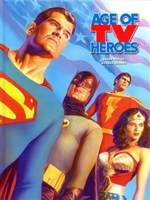 AGE OF TV HEROES HC