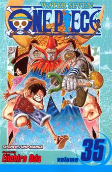 ONE PIECE GN VOL 35
