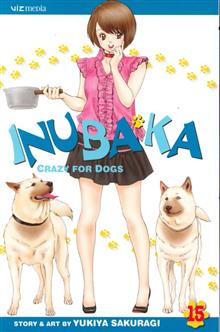INUBAKA CRAZY FOR DOGS TP VOL 15 (C: 1-0-1)