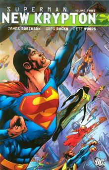 SUPERMAN NEW KRYPTON TP VOL 03
