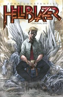 HELLBLAZER TP VOL 01 ORIGINAL SINS New PTG (MR)