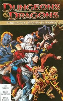 DUNGEONS & DRAGONS FORGOTTEN REALMS TP VOL 01
