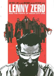 LENNY ZERO & PERPS OF MEGA CITY ONE TP