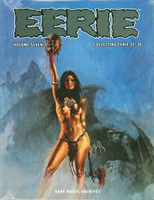 Eerie Archives Vol. 7 HC
