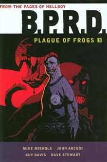 BPRD PLAGUE OF FROGS HC VOL 03