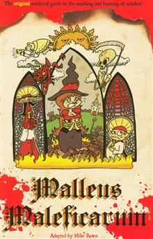 MALLEUS MALEFICARUM GUIDE TO CATCHING WITCHES GN