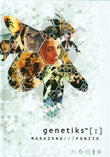 GENETIKS TM HC VOL 01