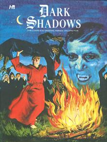 DARK SHADOWS COMP SERIES HC VOL 05