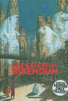 CELESTIAL BIBENDUM DLX HC (MR)