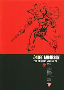 JUDGE ANDERSON PSI FILES TP VOL 02