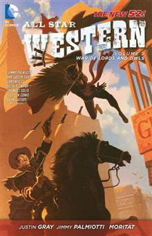 ALL STAR WESTERN TP VOL 02 LORDS & OWLS (N52)