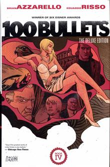 100 BULLETS HC BOOK 04 (MR)