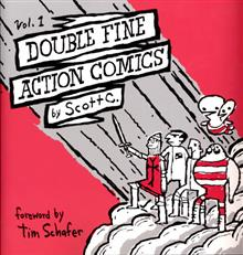 DOUBLE FINE ACTION COMICS TP VOL 01