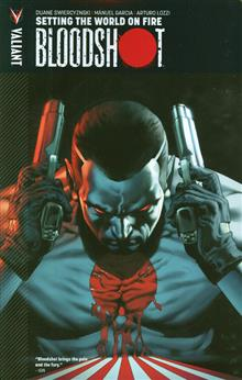 BLOODSHOT (ONGOING) TP VOL 01