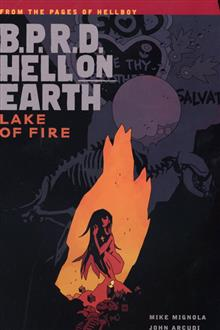 BPRD HELL ON EARTH TP VOL 08