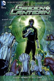 GREEN LANTERN HC VOL 04 DARK DAYS (N52)