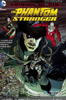 TRINITY OF SIN PHANTOM STRANGER TP VOL 02 BREACH OF FAITH (N52)