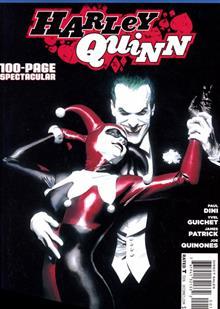 DC COMICS PRESENTS HARLEY QUINN #1