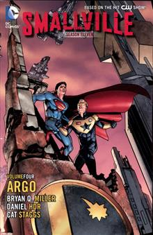 SMALLVILLE SEASON 11 TP VOL 04 ARGO