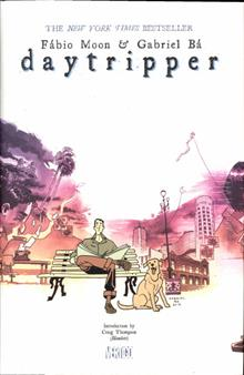 DAYTRIPPER DELUXE ED HC (MR)
