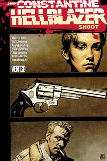 HELLBLAZER SHOOT TP (MR)