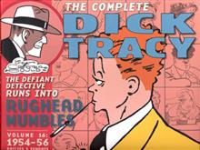 COMPLETE CHESTER GOULD DICK TRACY HC VOL 16