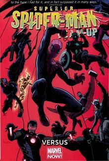 SUPERIOR SPIDER-MAN TEAM UP TP VERSUS