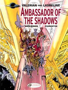 VALERIAN GN VOL 06 AMBASSADOR OF THE SHADOWS