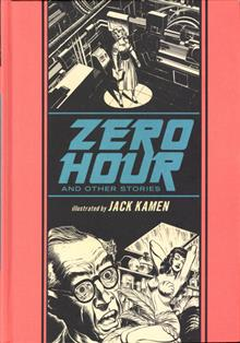 EC JACK KAMEN ZERO HOUR & OTHER STORIES HC