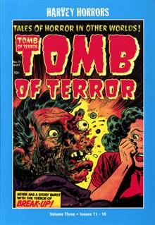 HARVEY HORRORS TOMB OF TERROR SOFTIE TP VOL 03
