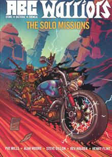 ABC WARRIORS SOLO MISSIONS GN