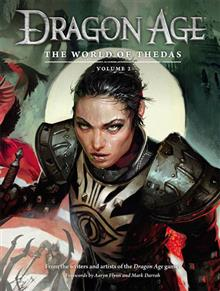 DRAGON AGE WORLD OF THEDAS HC VOL 02