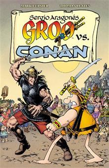 GROO VS CONAN TP (C: 0-1-2)