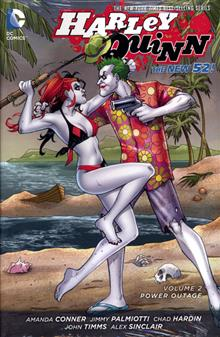 HARLEY QUINN HC VOL 02 POWER OUTAGE (N52)