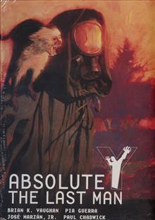 ABSOLUTE Y THE LAST MAN HC VOL 01 (MR)
