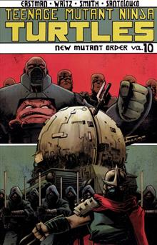 TMNT ONGOING TP VOL 10 NEW MUTANT ORDER (C: 1-0-0)